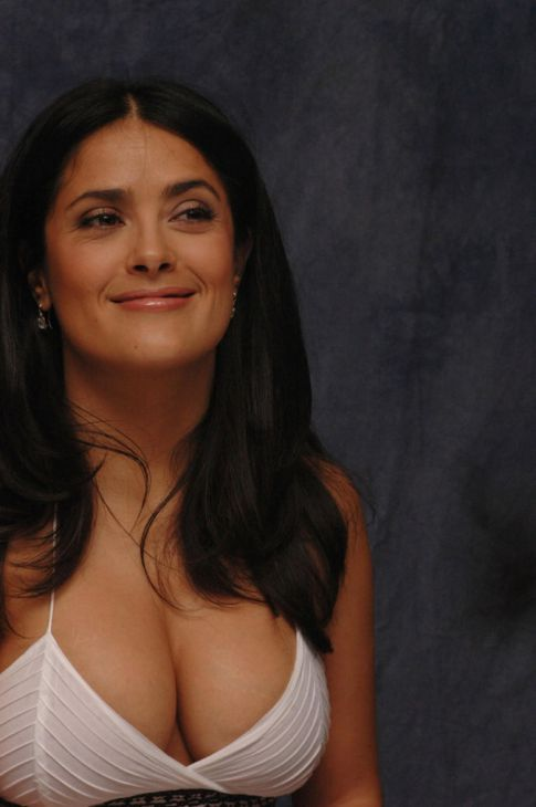 salma hayek breastfeeding addiction. salma hayek photos 2011. salma