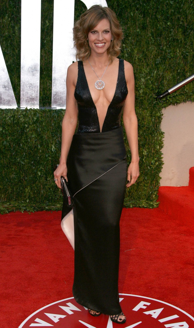 Cleavage Hilary Swank naked (43 photos) Sexy, 2017, braless