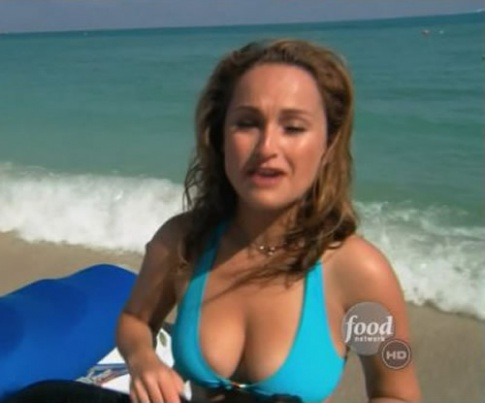 Opinion Food network women nude apologise, but