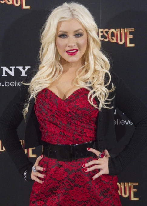 Christina Aguilera Nude Pics Hit The Net