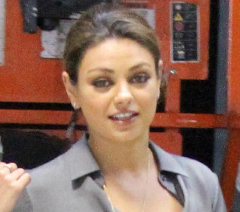 Mila Kunis' Dad Walked Out Of