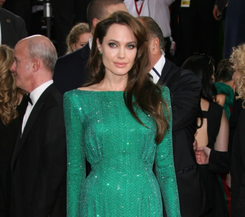 Golden Globes Hotties: Angelina Jolie