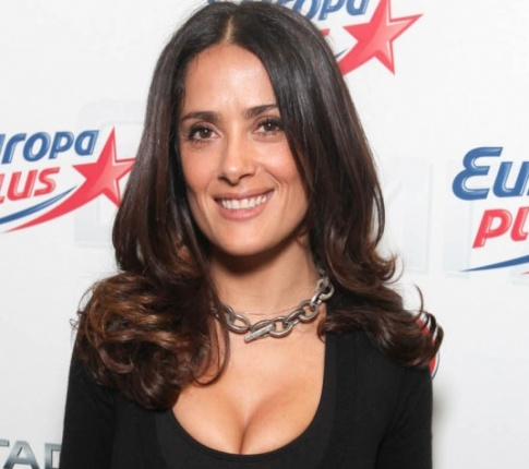 Tuesday TaTa's: Salma Hayek