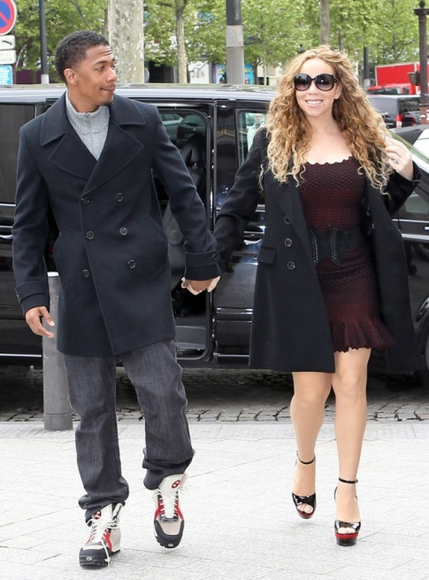 Nick Cannon and Mariah Carey Renew Wedding Vows