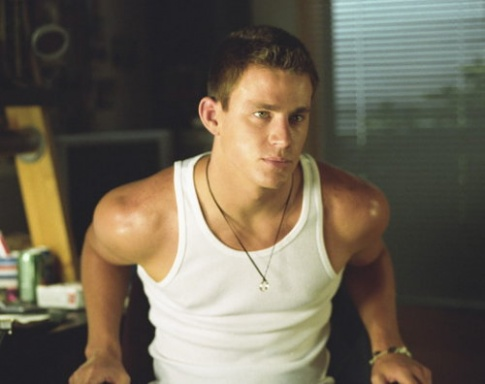 Channing Sexiest Man Alive!