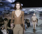 Kendall Jenner exposes nipples during NY Fashion Week!