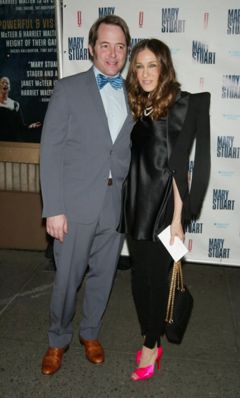 matthew broderick and sarah jessica parker twins. matthew broderick and sarah